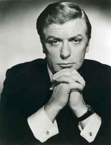 Michael Caine as Willie Garvin? Peter O'Donnell seemed to think so. Pictured in 1950.