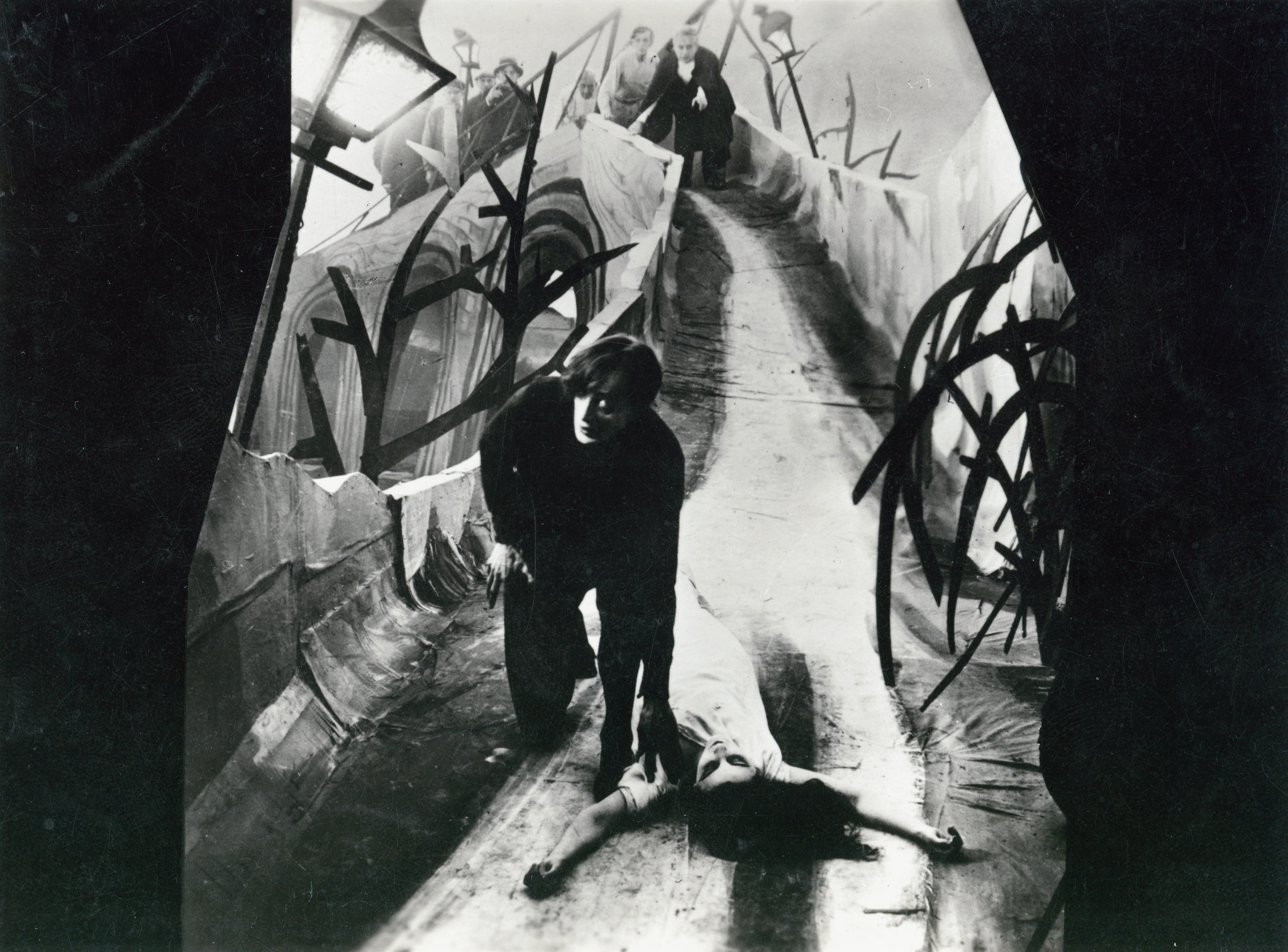 It s alive the universal monsters saga part 3 the cat and the canary 1927 tales from the - The cabinet of dr caligari ...