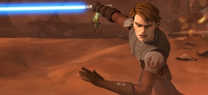 The show's Anakin Skywalker has trumped Hayden Christiansen for me as the definitive version of the character.