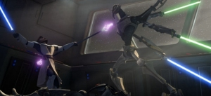 "General Grievous returns in the great episode ""Grievous Intrigue."""