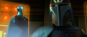 The Mandalore Trilogy sees the introduction of Pre Vizsla and the villainous Death Watch.