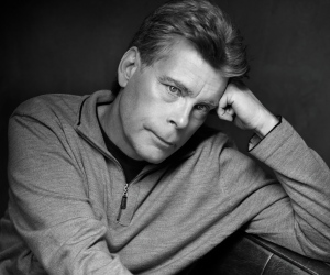 Stephen King, the author of the original novel, also wrote the screenplay for the television miniseries.