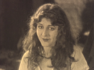 Patsy Ruth Miller gives a spellbinding performance as Esmeralda.