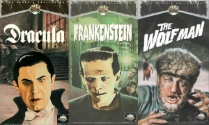 Universal Monsters VHS