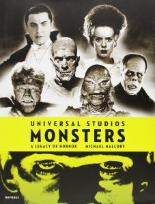 Michael Mallory's Universal Studios Monsters: A Legacy of Horror is an invaluable tome for fans of the classic films.