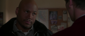 LL Cool J's comic relief is one of the film's highlights.