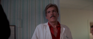 Tom Atkins is enjoyable if plain as the film's lead.
