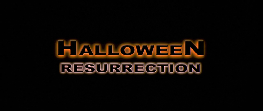 Halloween Resurrection Logo