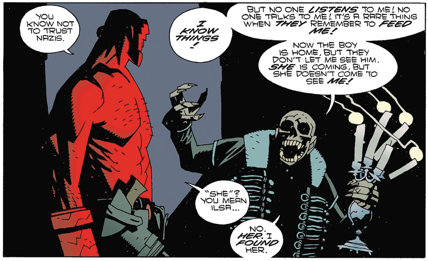 Top 10 Hellboy Stories – Tales from the Border