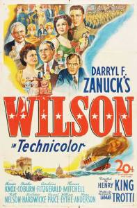 Wilson (1944), the film that should have granted Dwight Frye's wish for cinematic variety, had it not been for his untimely death.