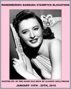 Remembering Barbara Stanwyck