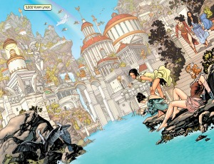 Wonder Woman Earth One 3