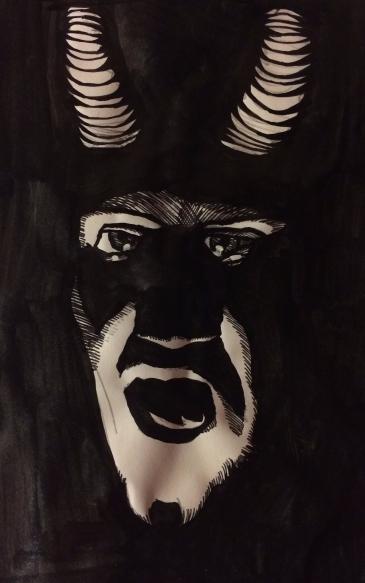 Devil Face V1