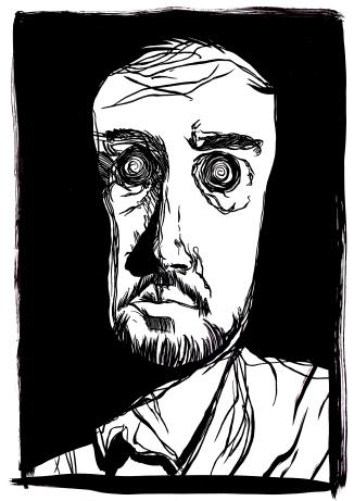 Self Portrait Sztehlo